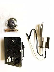 Weber Ignitor Spark generador 2Outlet igeib1–1B 67847