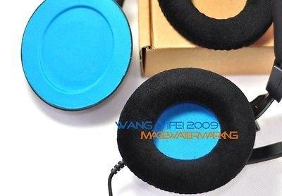 2a75d7a4eac FidgetFidget Velour Ear Pads for Corsair HS1 HS1A Vengeance Series Gaming  Headset Headphone{Compatible Product