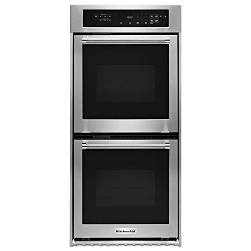 Kitchen Aid KODC304ESS / KODC304ESS / KODC304ESS KODC304ESS 24 Stainless Double Convection Wall Oven
