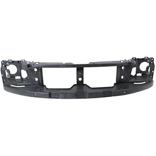 Header Panel For 2003-06 Ford Expedition Grille Opening Panel Thermoplastic - Grille Support Panel
