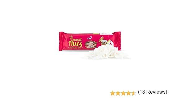 nu3 Barritas Smart Nuts - 15 x 30g barras de nueces con coco ...