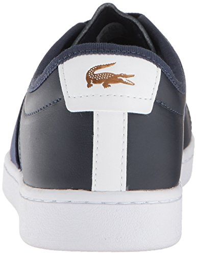 Carnaby Lacoste Navy Women Evo White Sneaker rrqAp5nwTC