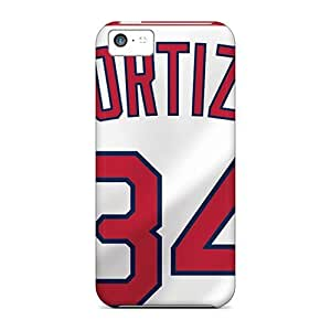 Iphone 5c Case Bumper Tpu Skin Cover For Boston Red Sox Accessories