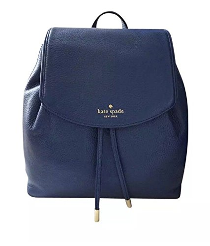 Kate Spade Mulberry Street Small Breezy Backpack Ocean Ice Blue, One Size by Kate Spade New York