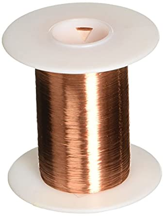 Remington industries 40snsp25 40 awg magnet wire enameled copper remington industries 40snsp25 40 awg magnet wire enameled copper wire 4 oz keyboard keysfo Images