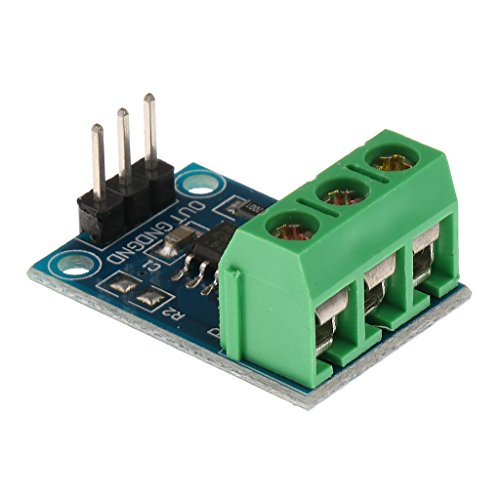 B Baosity 1個/個Arduino用電流センサーVotageセンサーモジュールDC検出モジュール