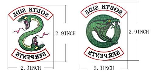 (Riverdale Southside Serpent DIY 3