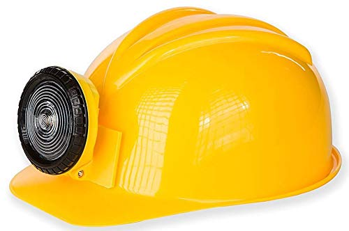 Yellow Construction Toys Minions Costume – Hard Hat