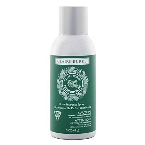Royal Fir Tree (Claire Burke Home Fragrance Spray, Fresh Royal Fir)