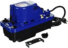 amazon com little giant water pumps parts accessories little giant vcmx 20ul1 30 hp automatic condensate removal pump 6 power cord