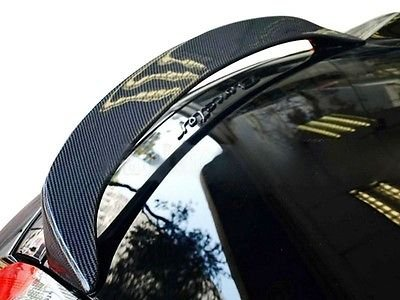 Porsche Rear Spoilers - FidgetGear Carbon Fiber FOR Porsche 97-04 Boxster 986 Sport Rear Wing Trunk Spoiler