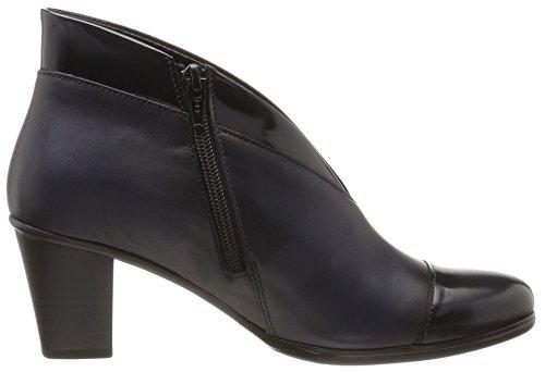 Gabor Ladies Basic Boots Blue (26 River (effect))
