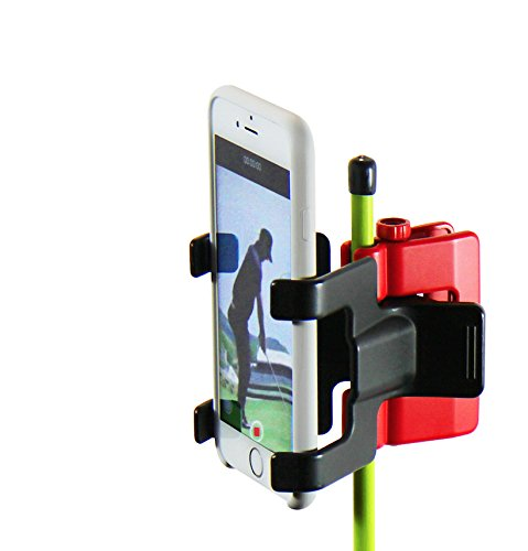 Recording-Swing-Selfie-Clip-Cell-Phone-Mount-Holder-Golf-accessories-for-Golf-Swing-by-SelfieGolf-TM