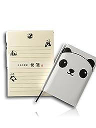 Graduation Gifts, Panda Themed Mini NotePad and Writing Paper