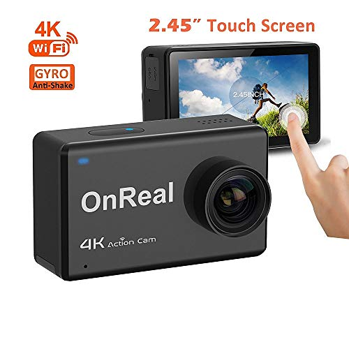 OnReal 4K Action Camera 2.45