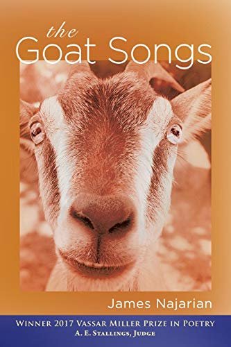 Image of The Goat Songs (Vassar Miller Prize in Poetry)