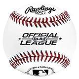 Rawlings Official League Recreational Use Baseball 2-Ball value pack