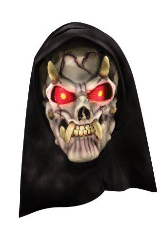 Rubies Horned Demon Foam Latex Mask
