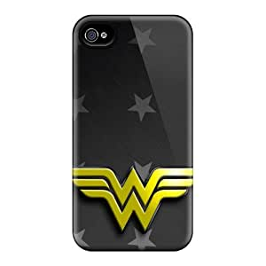 Protector Wonder Woman Logo Snap Cases Covers For Iphone 6