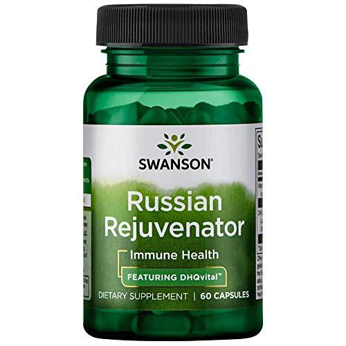Swanson Dr. Stephen Langer's Russian Rejuvenator 60 - Ultra Swanson