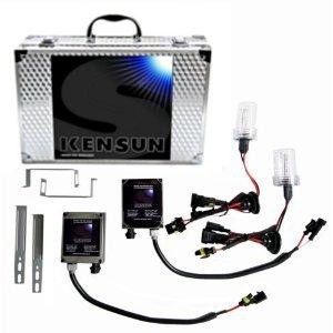 amazon com kensun hid xenon conversion kit h11 6000k bright rh amazon com Kensun HID Xenon Headlight kensun wiring harness diagram