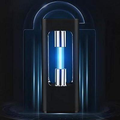 HFJKD Luz de esterilizador UV, Purificador de Aire UV Luz de ...