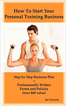 Business plan for personal trainer