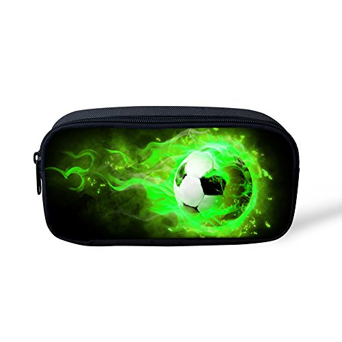 FOR U DESIGNS Coins Bag/Purse/Pencil Bags/Stationery with Soccer Print for -