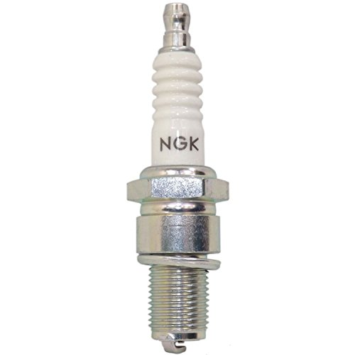 NGK (4922) BR6ES Standard Spark Plug, Pack of 1