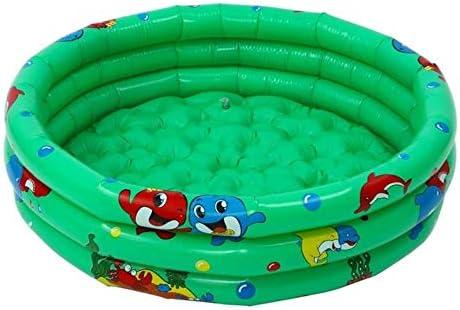Empty Piscina Inflable vacía para bebés de 90x25 cm, bañera ...