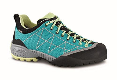 Scarpa Zen Lite GTX W Zapatillas de aproximación curacao/rio
