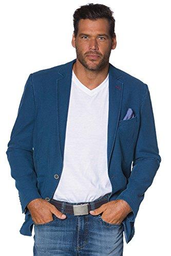 JP 1880 Homme Grandes tailles Veste texturée bleu 62 702460 71-62