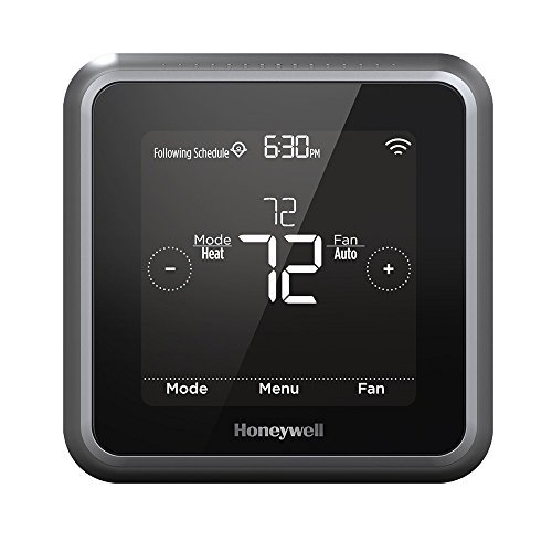 Lyric T5 Wi-Fi Thermostat, Works with Amazon Alexa by Honeywell