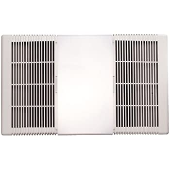 broan bathroom light fan combo broan 655 heater and heater bath fan with light 22813