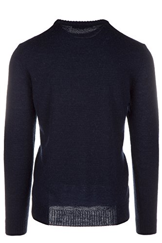 Love Moschino Men's Crew Neck Neckline Jumper Sweater Pullover Blu US Size M (US M) M S 6U4 00 X 1059 Y9 by Love Moschino (Image #1)