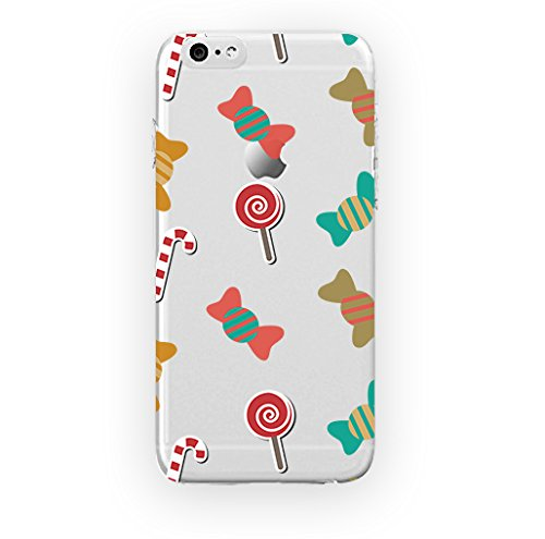 Amazon Com Mfvn Iphone 5 Iphone 5s Protective Case Candy Cane