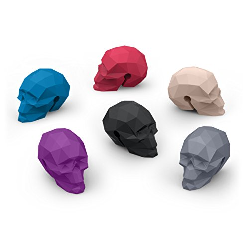 Fred BAR BONES Skull Drink Markers, Set of 6]()