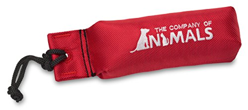 The Company of Animals - CLIX Canvas Training Dummy - Dog Retrieval Training Toy - Floats in Water - Durable for Everyday Play - (Canvas Retriever)