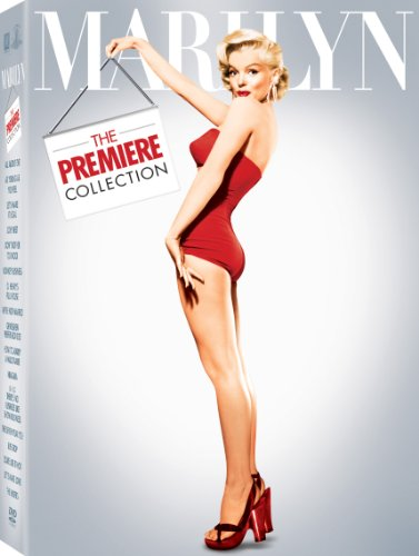 Marilyn Monroe Movie Star - Marilyn Monroe: The Premiere Collection