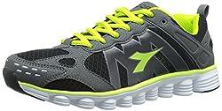 Diadora Coverciano Trainer Shoe, Royal/Matchwinner Yellow, 5.5 M US