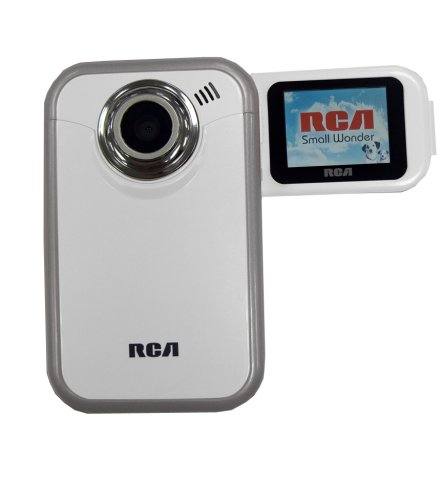 RCA EZ205 Camcorder Discontinued Manufacturer