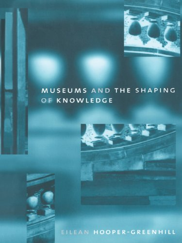Download Museums and the Shaping of Knowledge (Heritage) Pdf