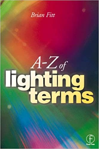 A-Z of Lighting Terms