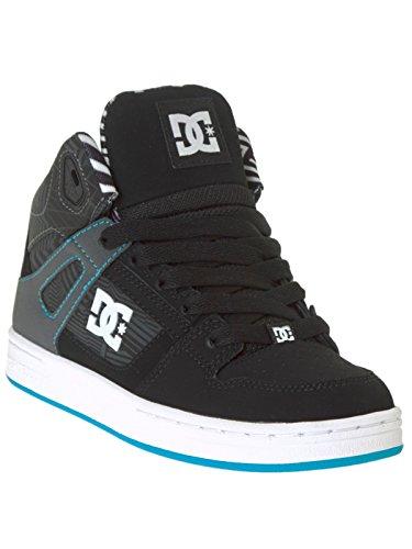 Chaussures DC Rebound Kb Xkwb Black/White/Blue