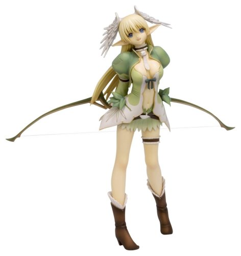 (Kotobukiya Shining Wind Elwing PVC)