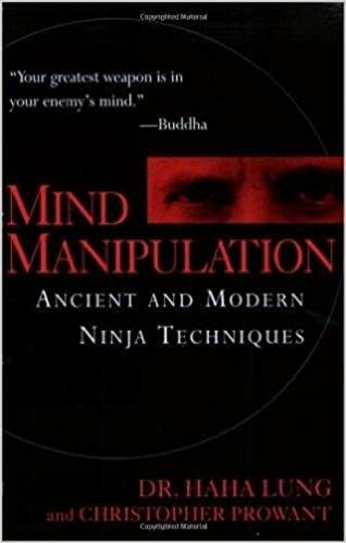 Mind Manipulation: Ancient and Modern Ninja Techniques ...