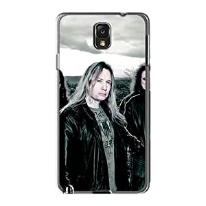 Excellent Hard Phone Covers For Samsung Galaxy Note3 (Rxr12018wttK) Unique Design Colorful Eternal Oath Band Pictures