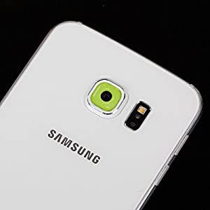 Seeme® Camera Lens Protection Sticker For Samsung Galaxy S6 Edge