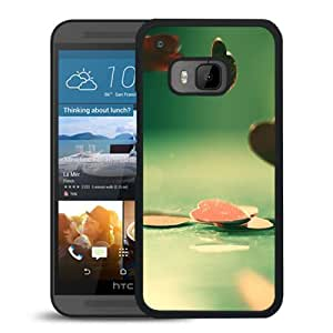 New Beautiful Custom Designed Cover Case For HTC ONE M9 With Rebound Hearts Phone Case