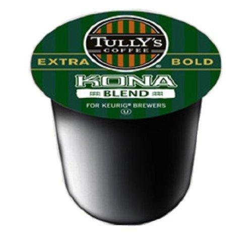 KEURIG - Tully's Coffee Kona Blend 12 K-Cups - 4.87 oz.